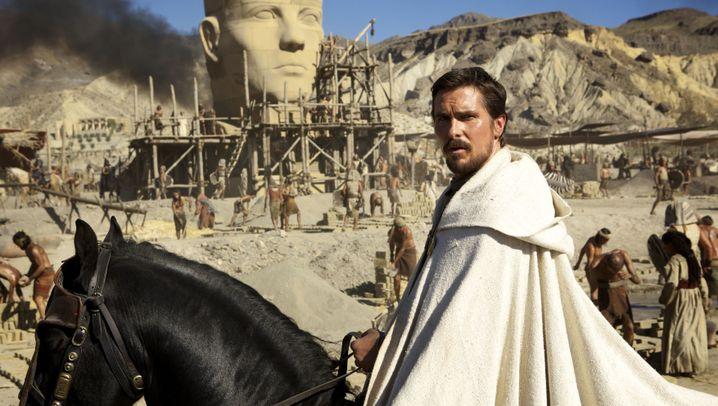"""""""Exodus"""" mit Christian Bale: Superheld mit Draht zu Gott"""