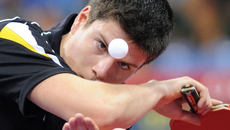 Tischtennisspieler Ovtcharov: Nicht mehr unter Dopingverdacht