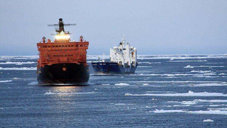 Schiffe in der Nordost-Passage: Transits in diesem Jahr verachtfacht