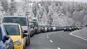 Ansturm auf die Skigebiete in Harz und Sauerland