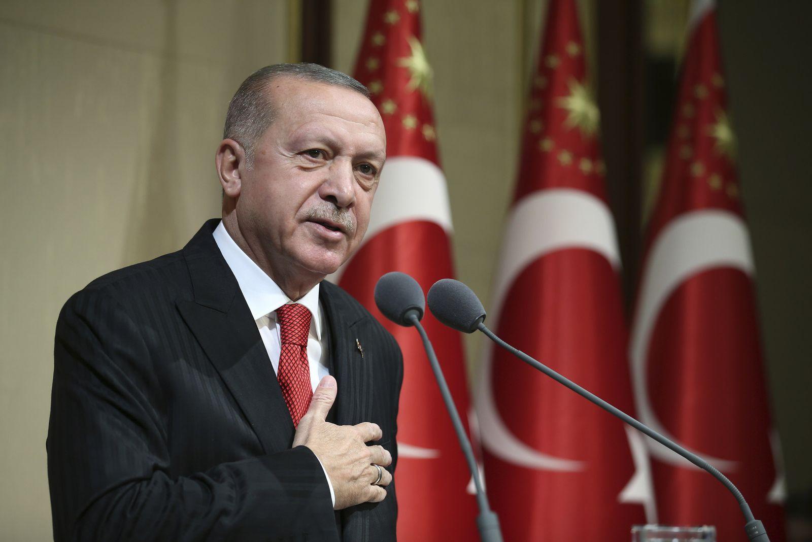 Türkei Russland Syrien