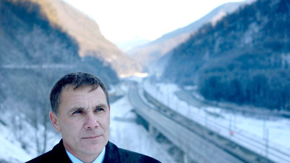 Umweltaktivist Jewgenij Witischko: Seit einer Woche im Hungerstreik