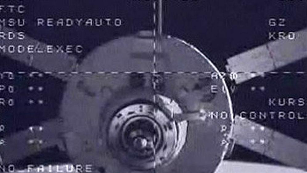 """ATV-2 """"Johannes Kepler"""": Feuriges Ende eines Millionen-Frachters"""