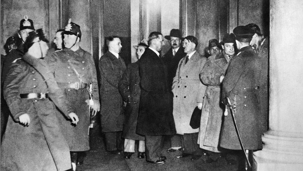 Goebbels Gegenspieler: Ein Ruf wie Donnerhall