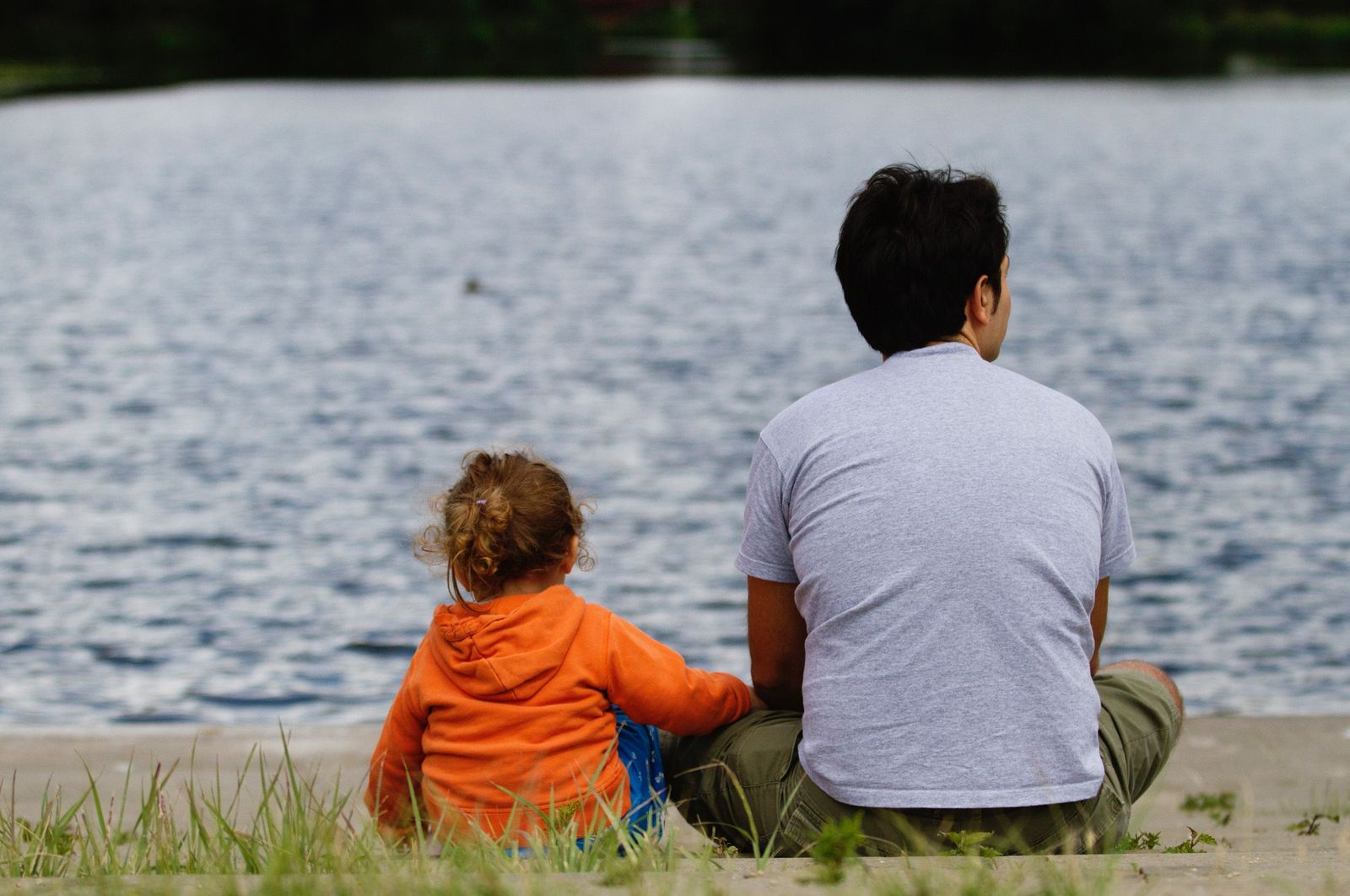 NICHT VERWENDEN Vater und Tochter