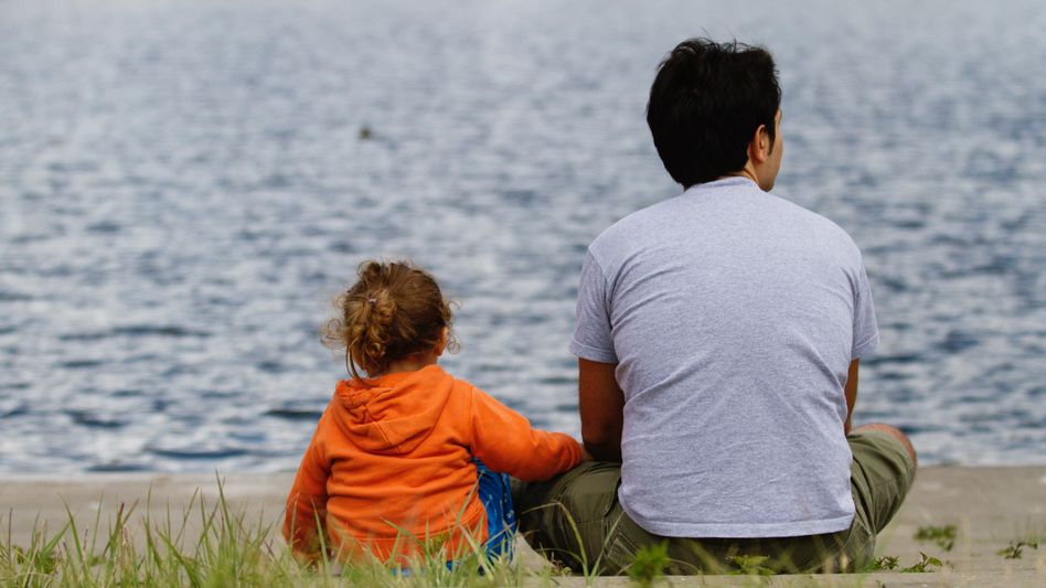 Men are taking a greater role in raising their children these days. But do their employers care?