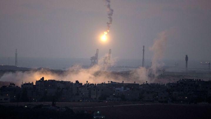Gaza-Krieg: Erneute Eskalation in Nahost