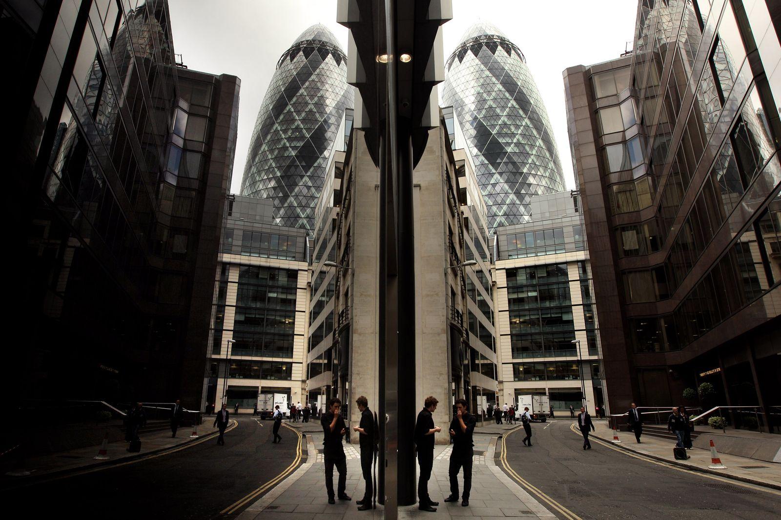 Finanzdistrikt London