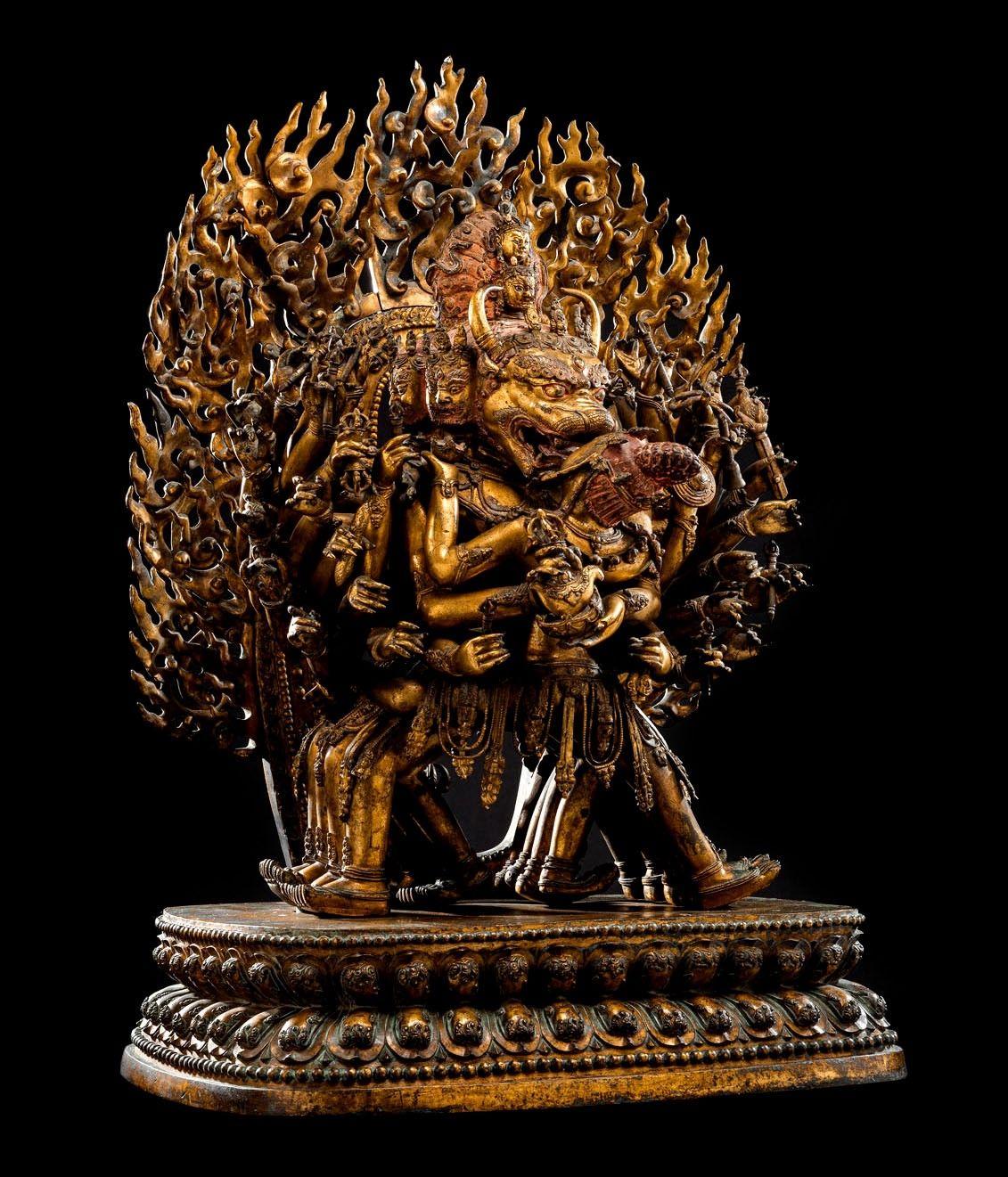 Rekordpreis für Figur aus der Ming-Dynastie