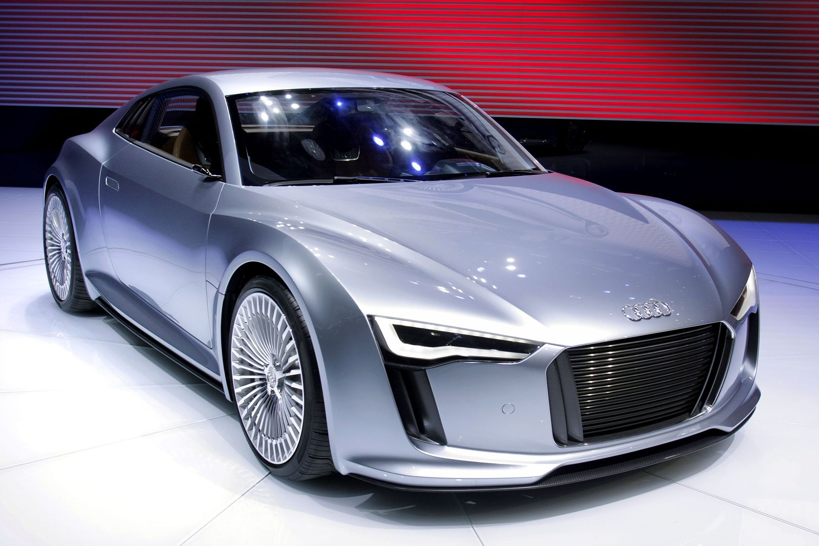Audi E-Tron / Detroit