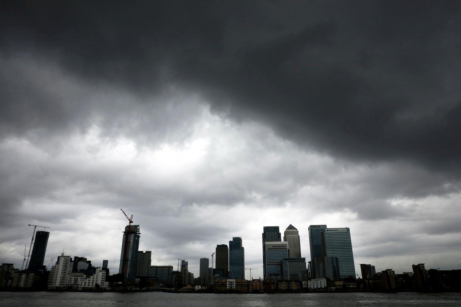 England Immobilien / Konjunktur / Brexit / Bankenviertel / Banken London