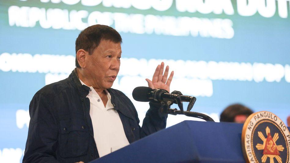 Präsident Duterte: Mehr als zweifelhafte Methoden