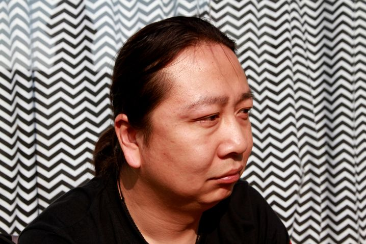Festival-Organisator und Metal-Musiker Kou Zhengyou
