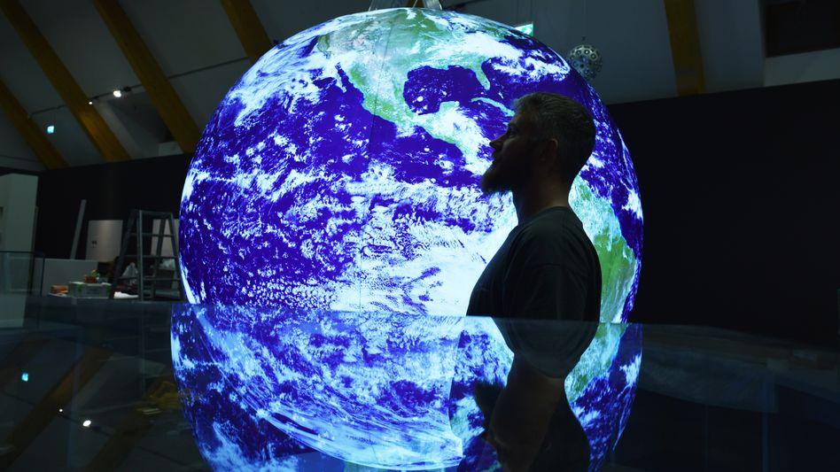 Nachbildung der Erde