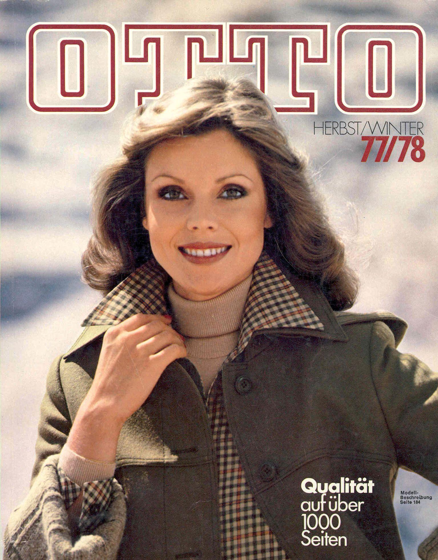 Otto Katalog / Herbst Winter 77/78