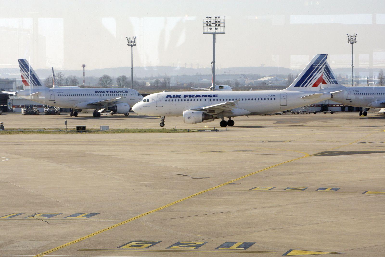 Air France Streik
