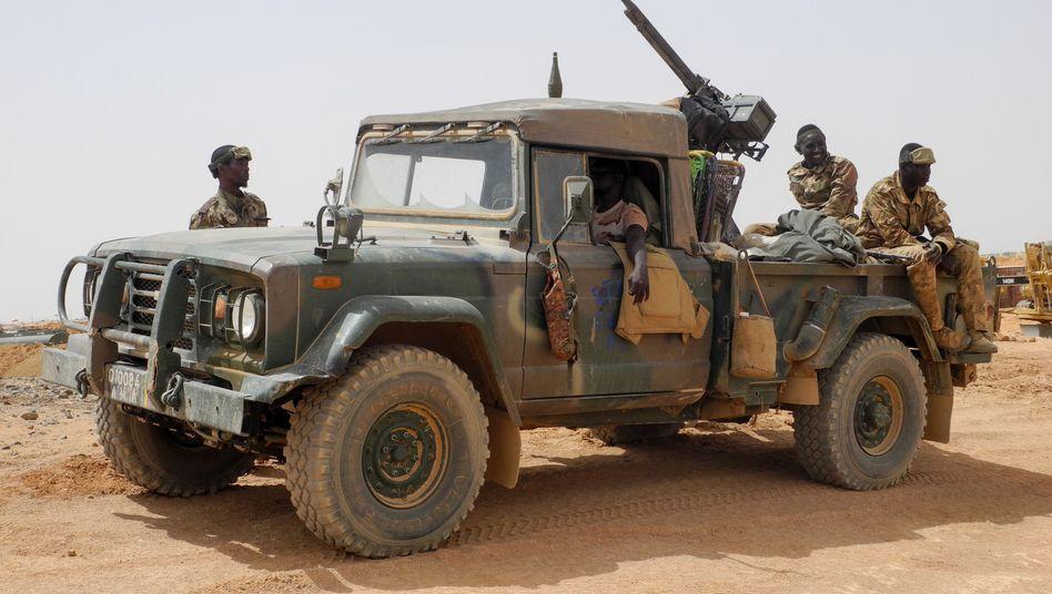 Malis Armee zieht sich aus der Grenzregion zu Niger zurück