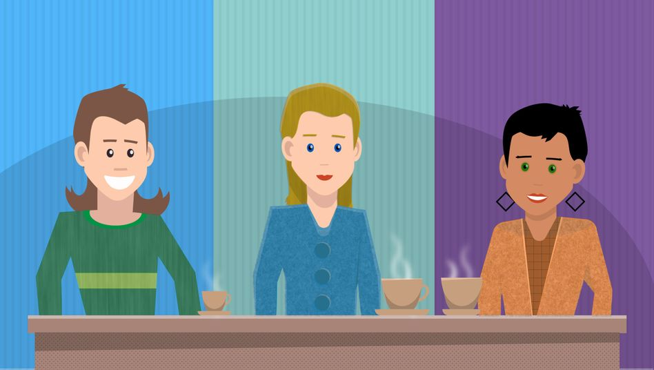 Rätsel der Woche: Treffen sich drei Logikerinnen im Café