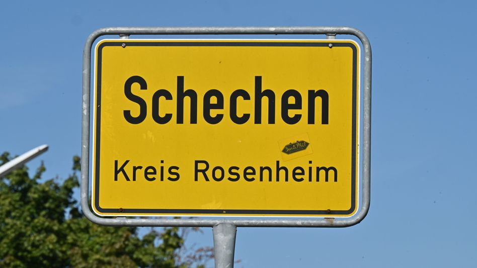 Die private Schule befand sich in Schechen im Landkreis Rosenheim