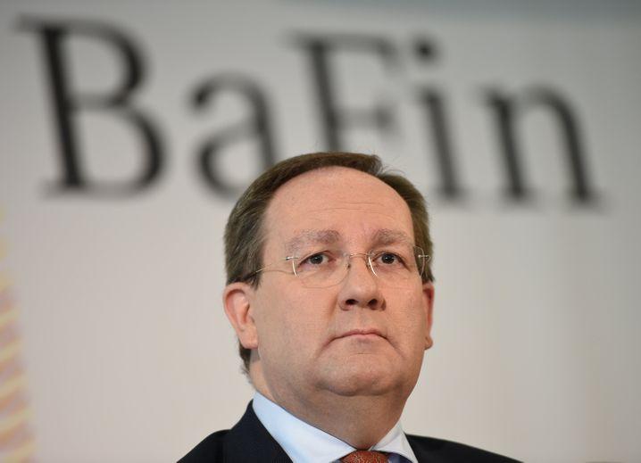 Bafin-Chef Felix Hufeld: Alleingang unter falschen Annahmen