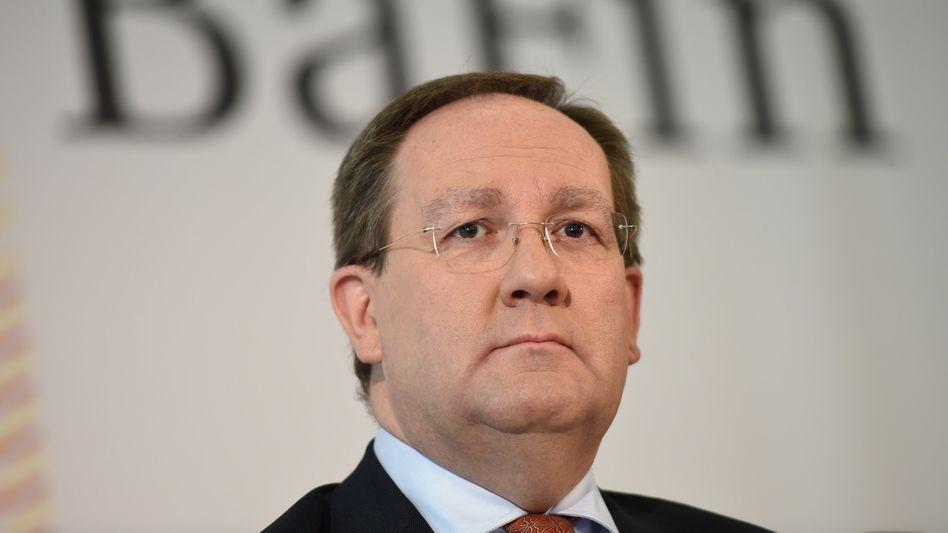 Bafin-Präsident Felix Hufeld