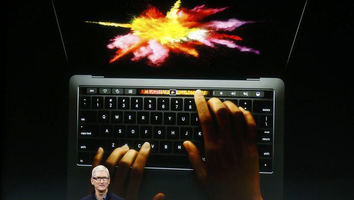 Apple-Neuheiten: Was ist neu beim MacBook?
