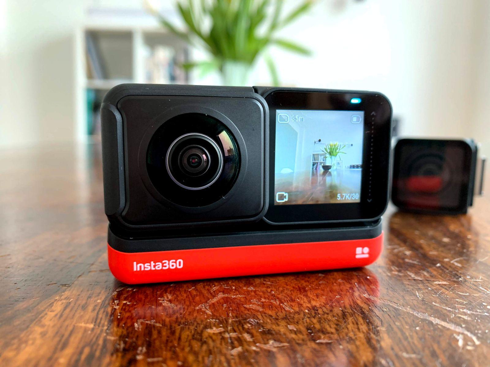 Kamera Insta360 One R im Test: