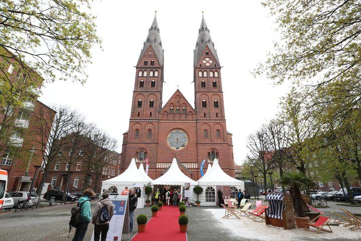 St. Mariendom des Erzbistums Hamburg