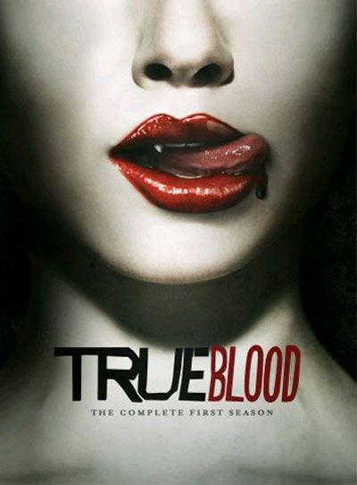 Tageskarte 13.05.10 / Kino / True Blood Season 1 / Cover