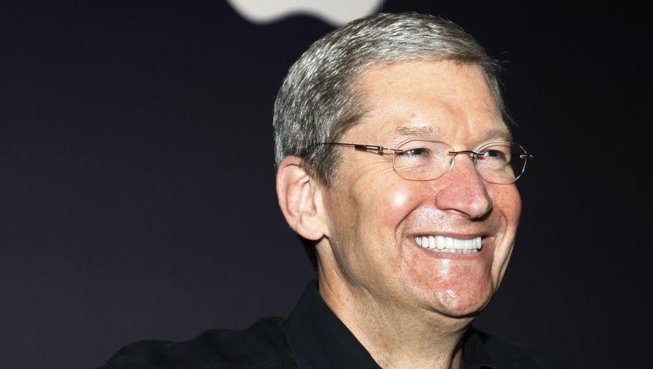 Apple-Manager Cook: Gilt als möglicher Nachfolger von Jobs