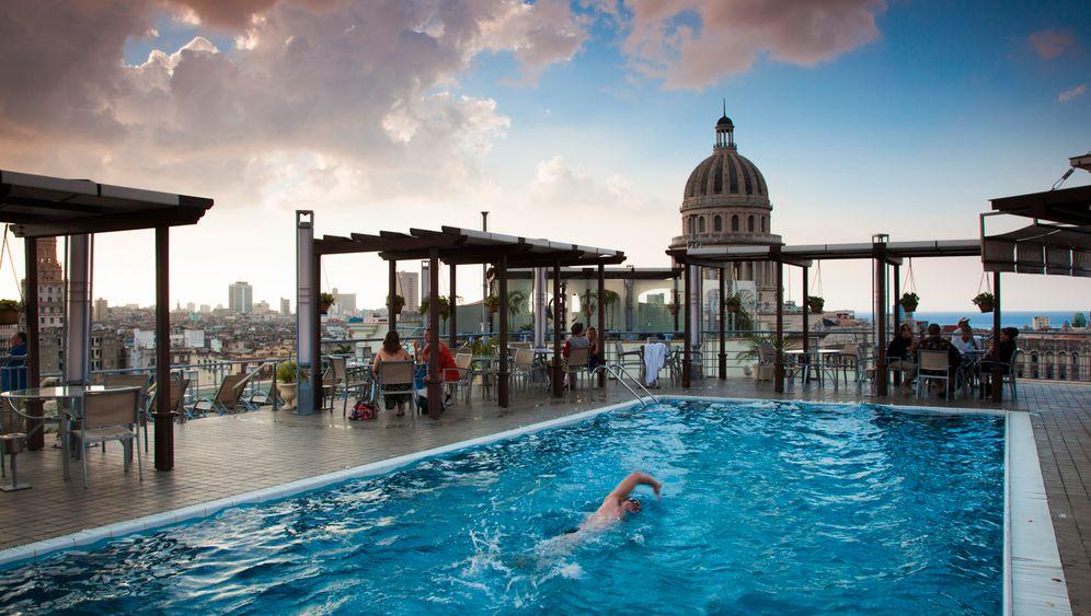 Hotel in Havanna: keine Reisewarnung, keine Quarantäne