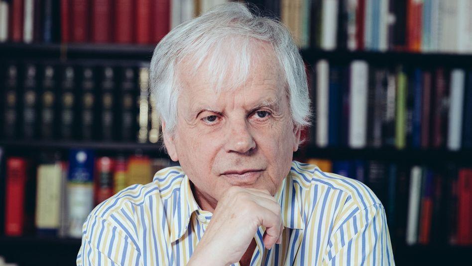 Autor Pascal Mercier: Auf dass die ewige Wortskrupelei ein Ende finde