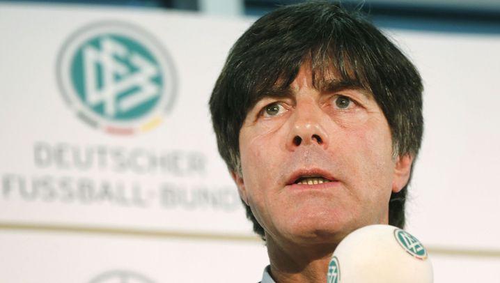 WM-Kader: Vier müssen zu Hause bleiben
