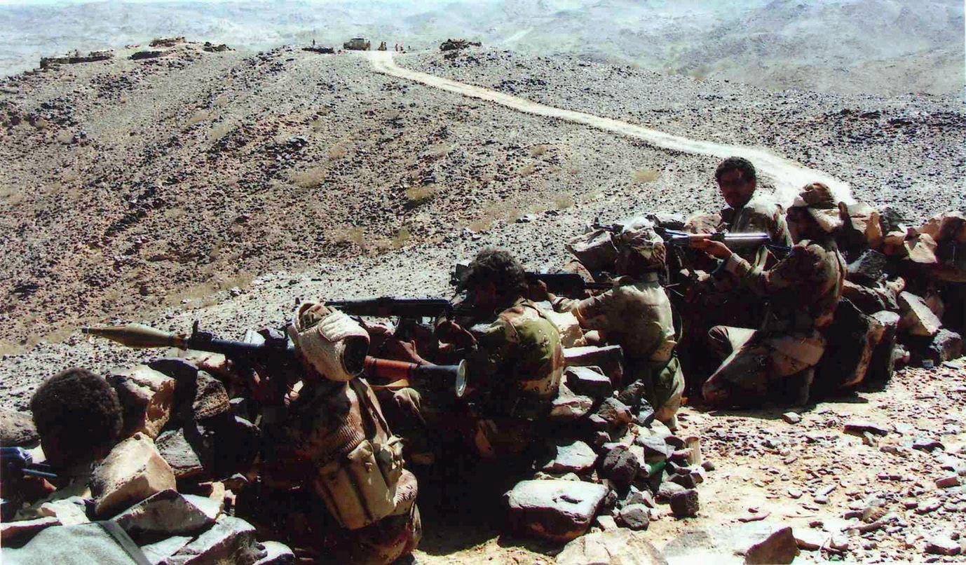 Yemen Jemen Houthis