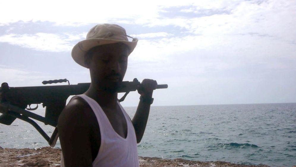 """""""Der Kapitän und sein Pirat"""": Seelenterror in Somalia"""