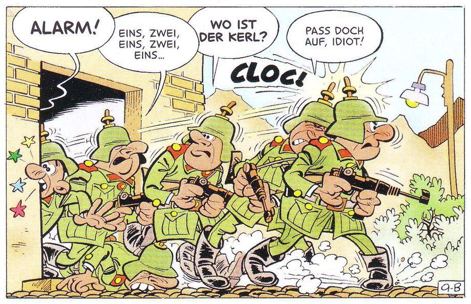 Clever Und Smart Comic