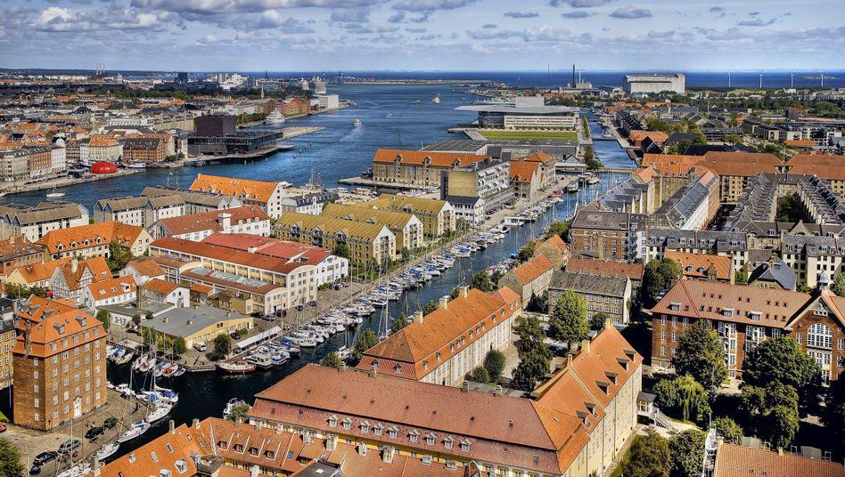 Hafen von Kopenhagen: Immobilienkredit für lau