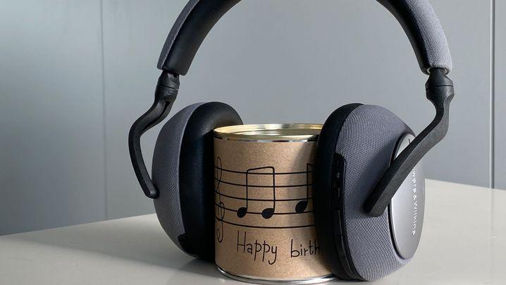 Noise-Cancelling-Kopfhörer im Test: Das ist der Bowers & Wilkins PX 7