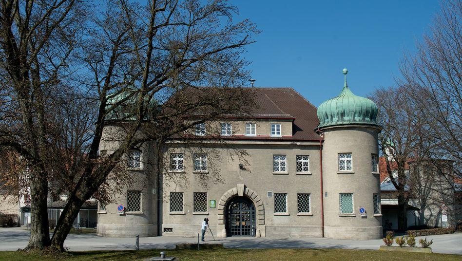JVA Landsberg: Hier sitzt Uli Hoeneß seit Juni im Gefängnis