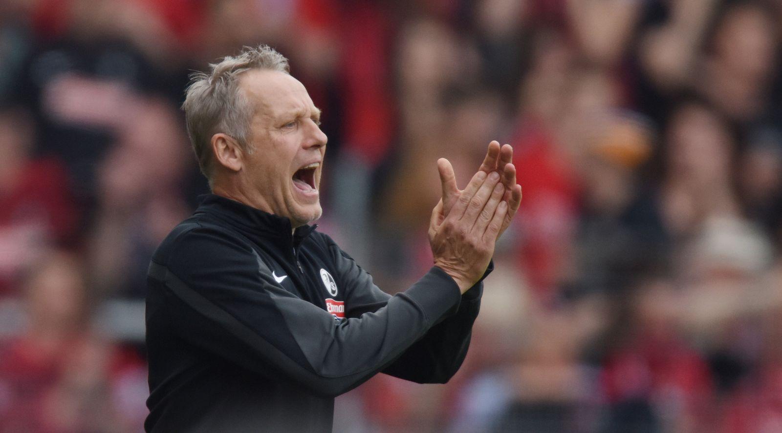 EINMALIGE VERWENDUNG SC Freiburg - FC Bayern München
