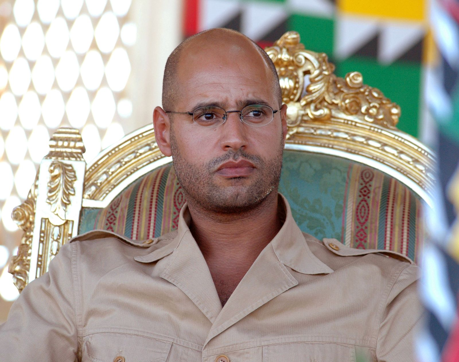 Stammbaum / Saif al-Islam Gaddafi