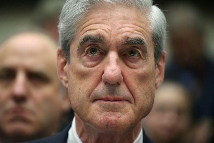 """""""Gründlich, fair und folgerichtig"""": Mueller verteidigte seinen Bericht"""