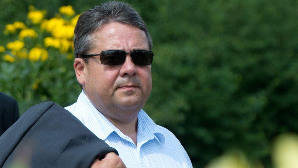SPD-Parteichef Gabriel: Abkehr vom Wahlprogramm