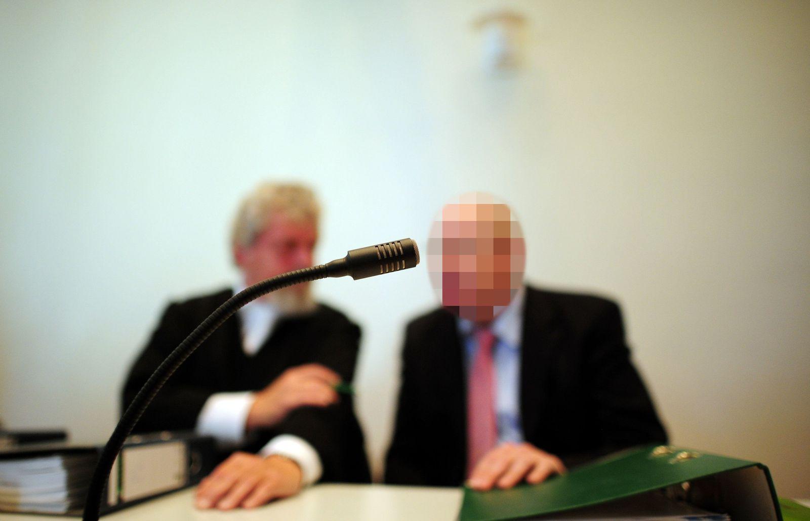 Prozess gegen Frauenarzt/ Schifferstadt