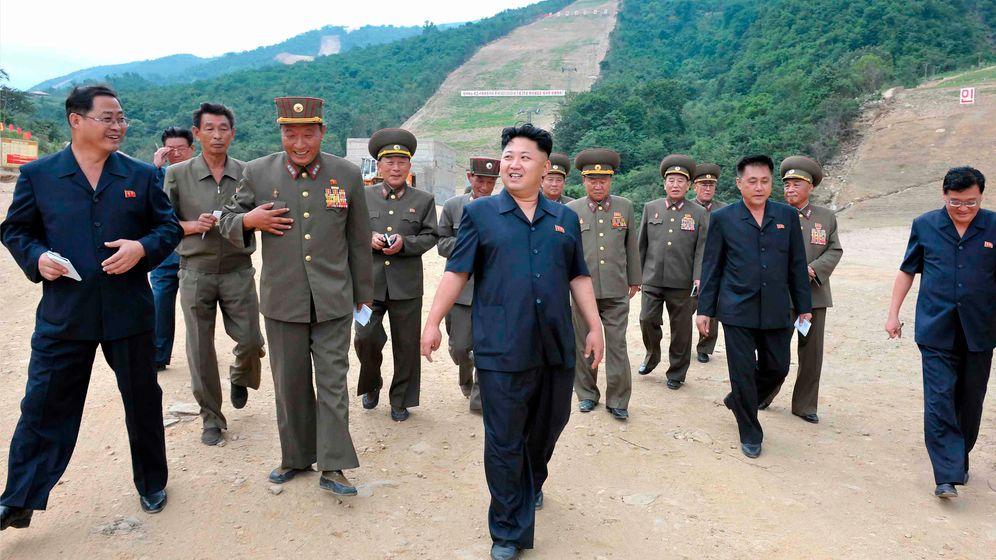 Luxusresort am Masik-Pass: Kim Jong Uns weißer Traum