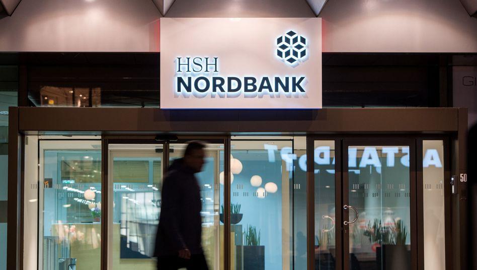 Filiale der HSH Nordbank
