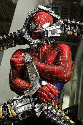 """Filmheld """"Spider-Man"""": """"Das Eigentum der ganzen Welt"""""""