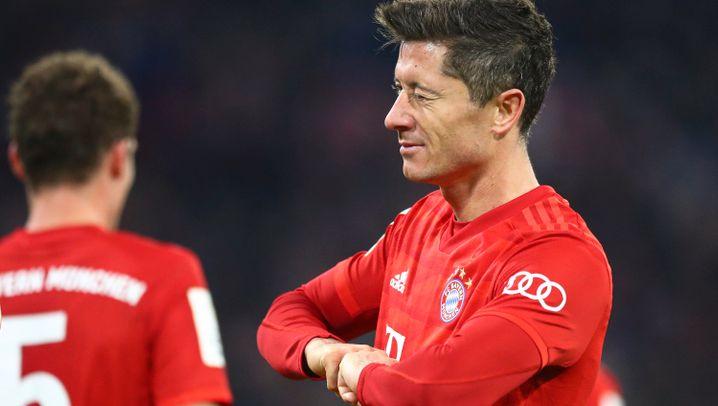Bayern-Sieg gegen Hoffenheim: Vier Tore und es wird trotzdem knapp