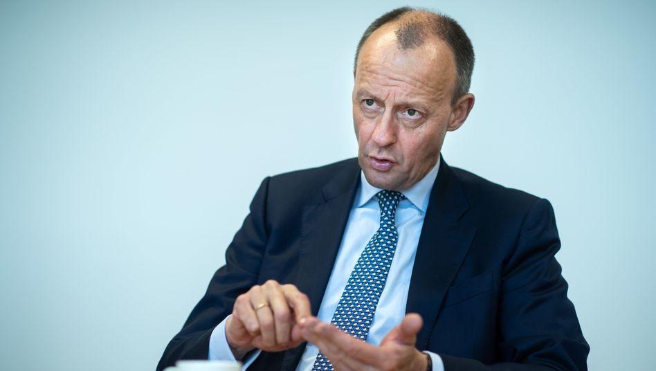 Friedrich Merz: »Umfragen sind eine Augenblicksaufnahme«