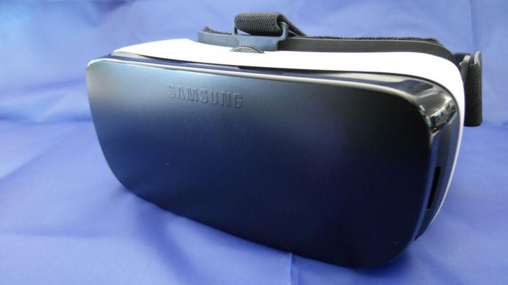 Gear VR: Das ist Samsungs Virtual-Reality-Brille